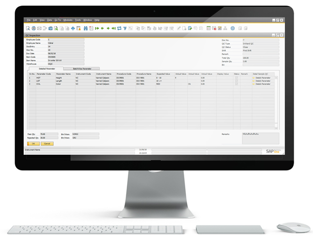 Qc Inspection