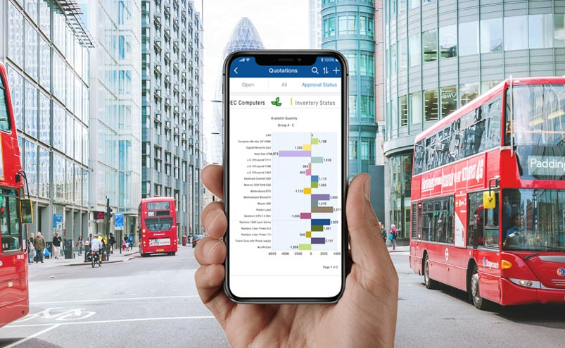 SAP Sales App