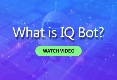 What is IQ Bot?
