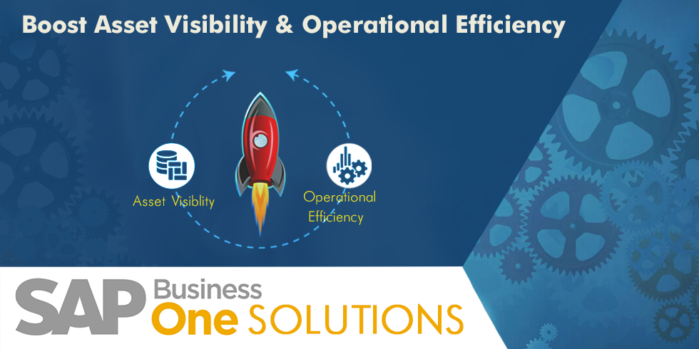 Boost Asset Visibility & Operational Efficiency with SAP B1 Solutions