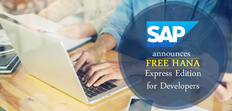 SAP-announces-Free-HANA-Express-Edition-for-Developers