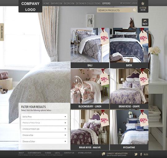 Multi Store eCommerce Portal