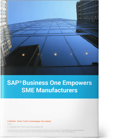 Empowering SME Manufacturers <br> with SAP Business One