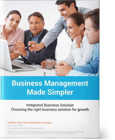 e-Guides Business Management <br> Made Simpler through SAP<sup>®</sup> Business One