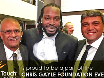 Silver Touch is Supporting and Contributing in Gayle Foundation to Nourish Youth
