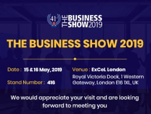 Silver Touch is exhibiting at The Business Show 2019