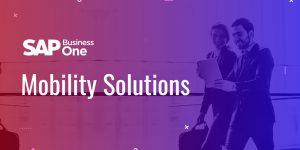 SAP Business One Mobile App