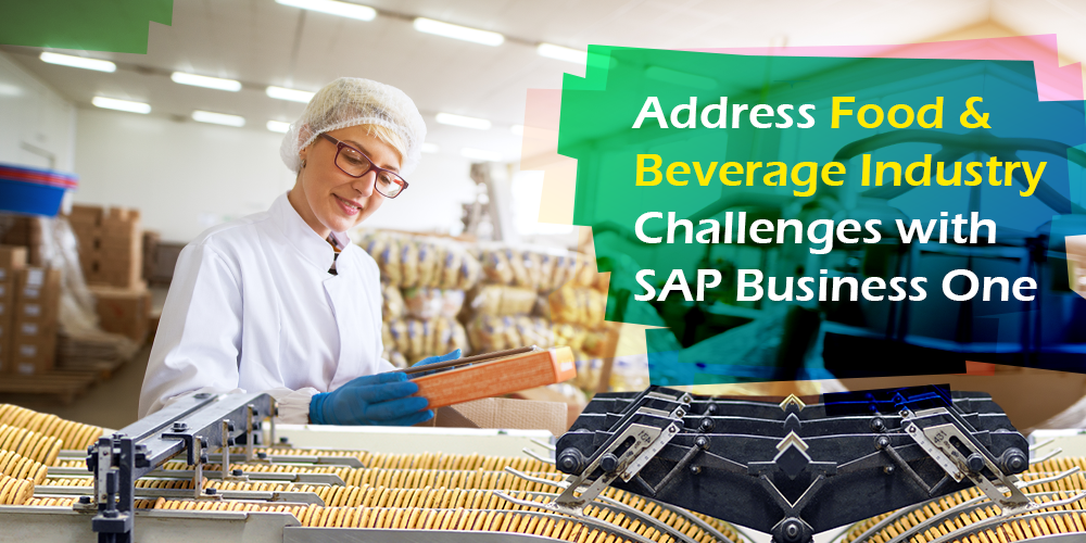 SAP Business One Food & Beverage Industry