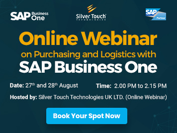 Purchasing and Logistics with SAP Business One