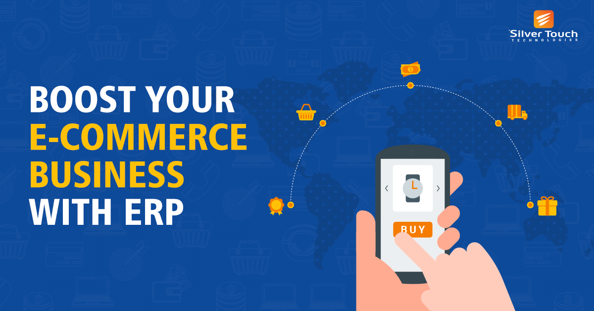 Benefits E-Commerce ERP Integration for Retailers