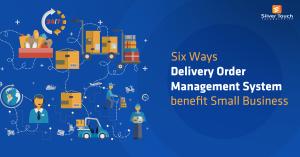 Delivery Order Management System