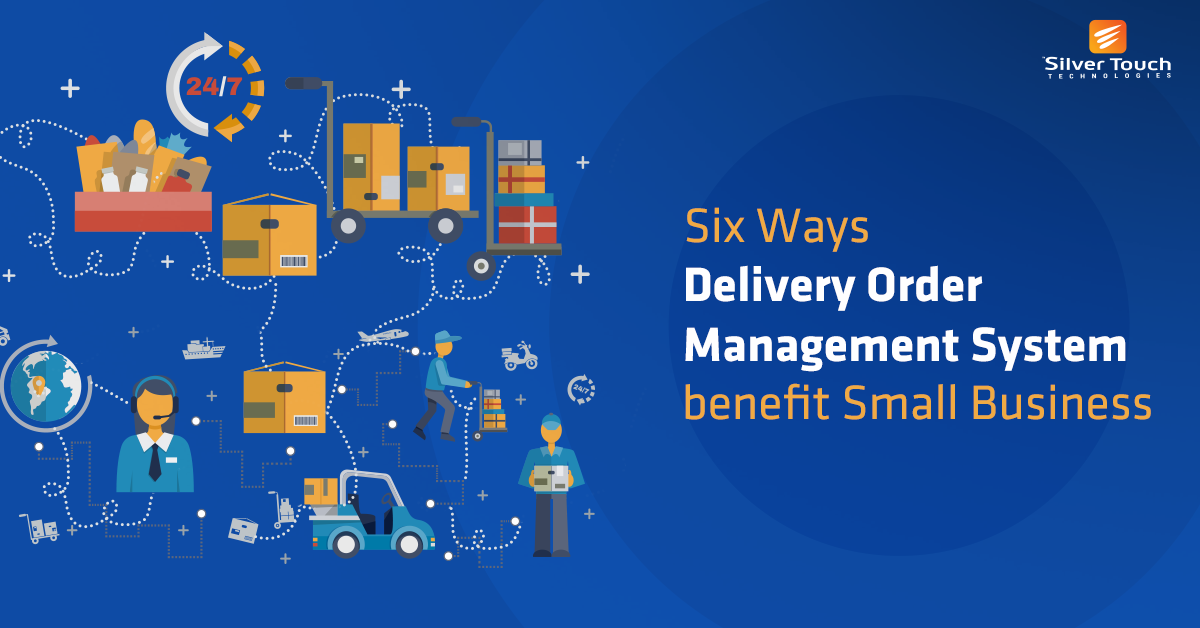 Delivery Order Management System