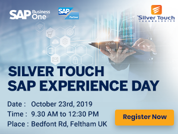 Silver Touch SAP Experience Day
