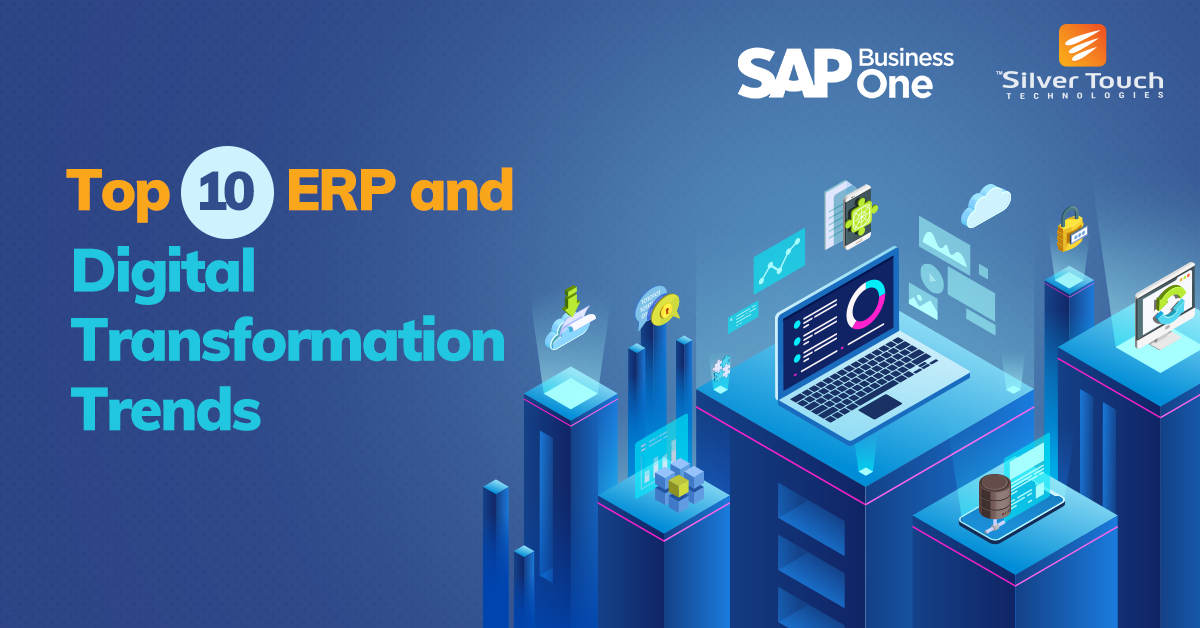 ERP and Digital Transformation Trends