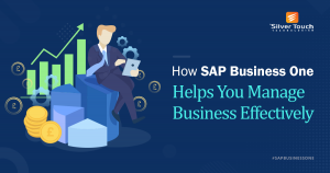 manage business efficiently with sap