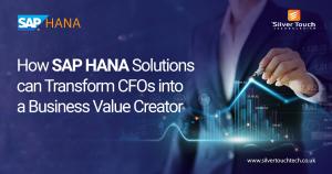 SAP HANA Solutions