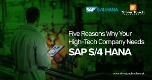 SAP S/4HANA for High-Tech Company