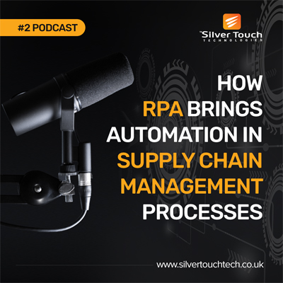 RPA in supply chain management processes