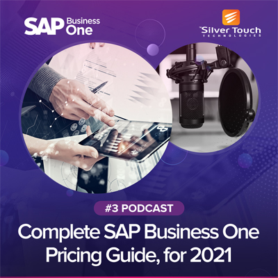 Complete SAP Business One Pricing Guide for 2021